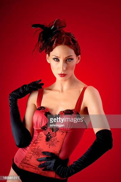 female retro style - evening glove stock pictures, royalty-free photos & images