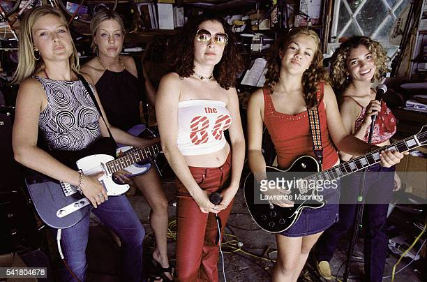 Female Rock Band