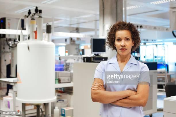 STEM Female Role Model, Health.
