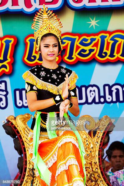 Female rum thai dancer
