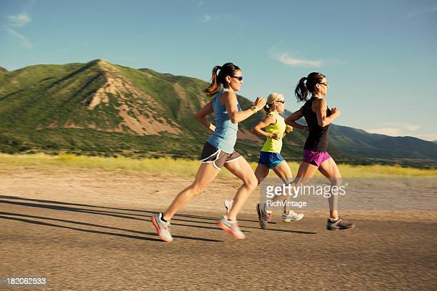 Female Run Group