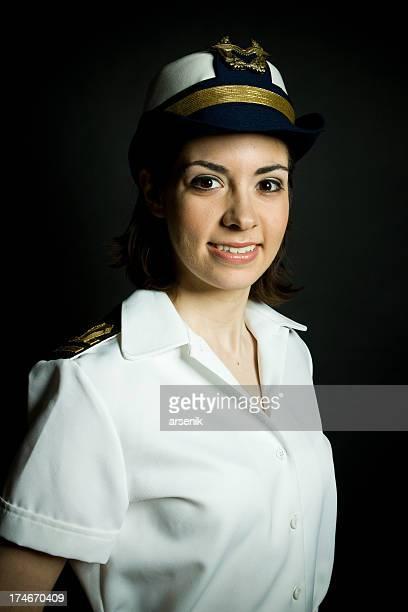 Weibliche Seemann