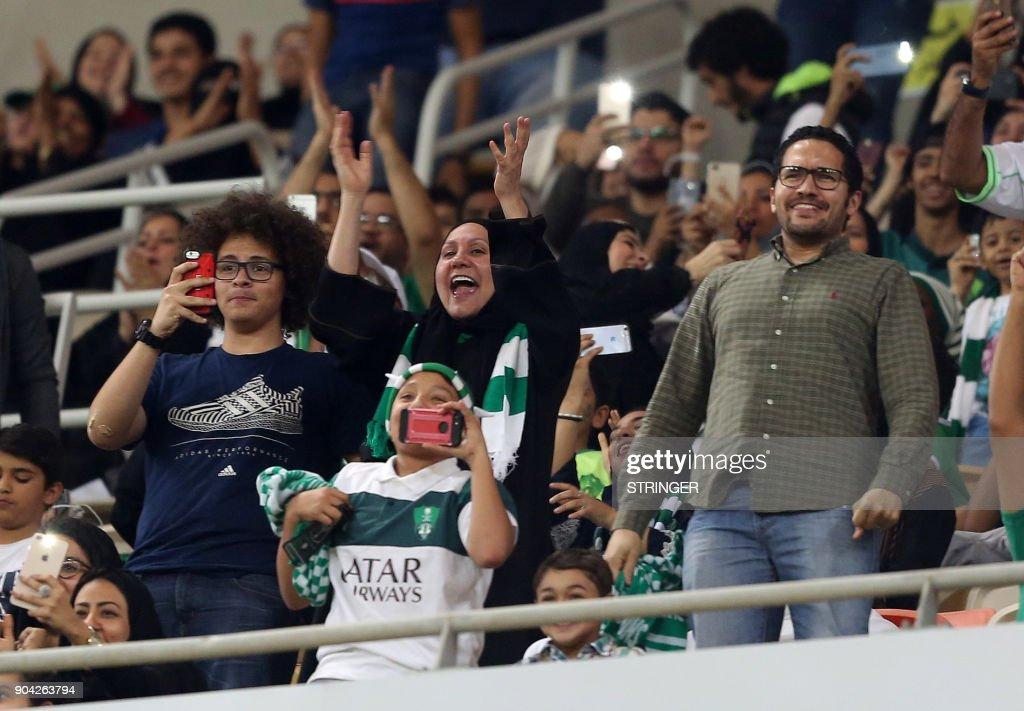 FBL-KSA-SPL-AHLI-BATIN : News Photo