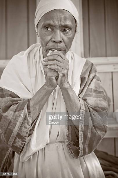 female slave - african slave trade stock photos and pictures