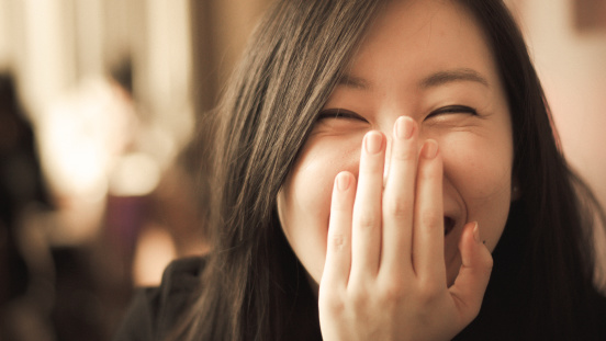 Female / smile / caf? - gettyimageskorea