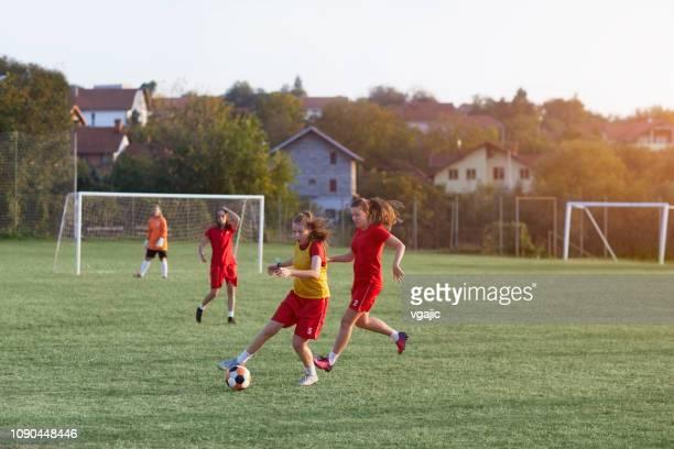 女子足球俱樂部 - club football 個照片及圖片檔