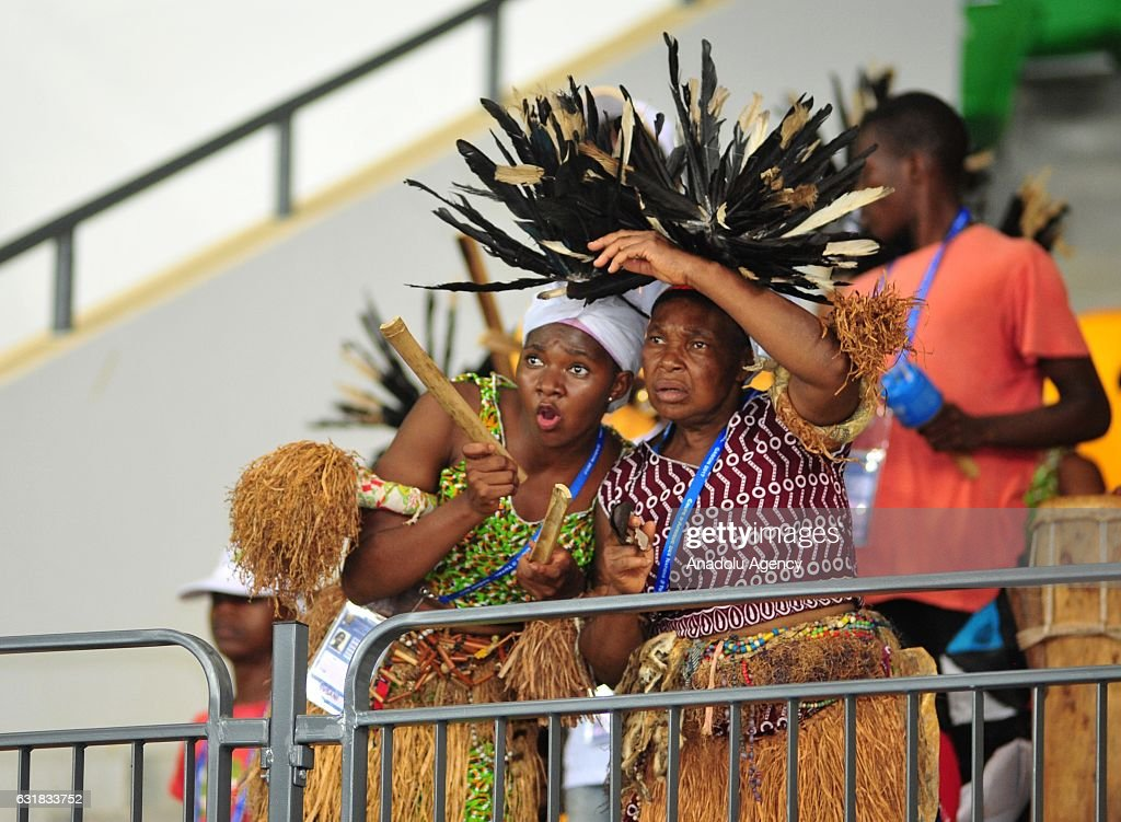 African Cup of Nations 2017 : News Photo