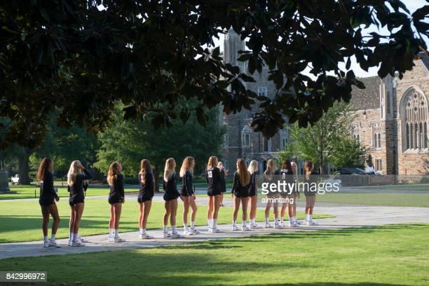 Female Soccer Team of Duke University