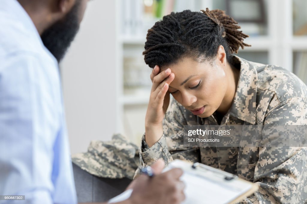 Hookup someone with ptsd from war