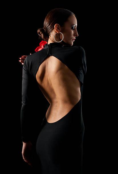 Female Spanish Dancer Wall Art