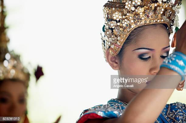 Female Thai Dancer