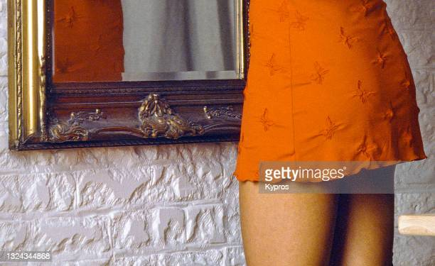 female thighs - close up - womenswear stock pictures, royalty-free photos & images