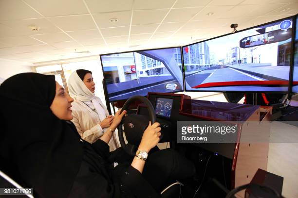 23 Inside The Saudi Aramco Driving School For Thousands Of Women