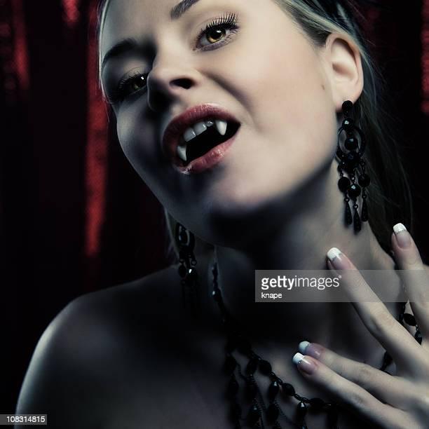 female vampire - vampire stock photos and pictures