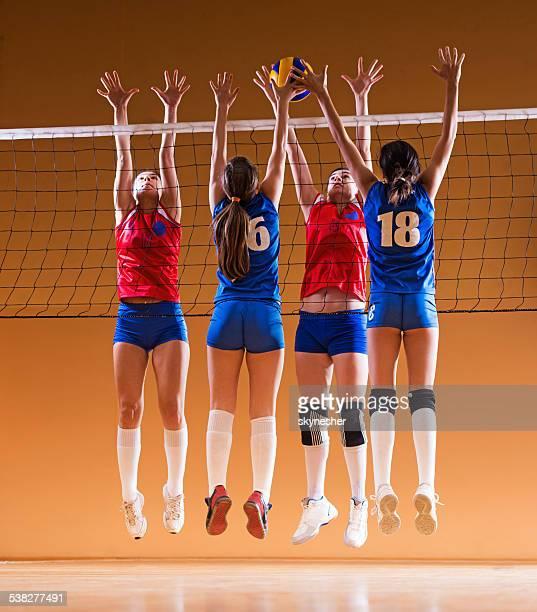 女子バスケットボールチームでの是正活動。