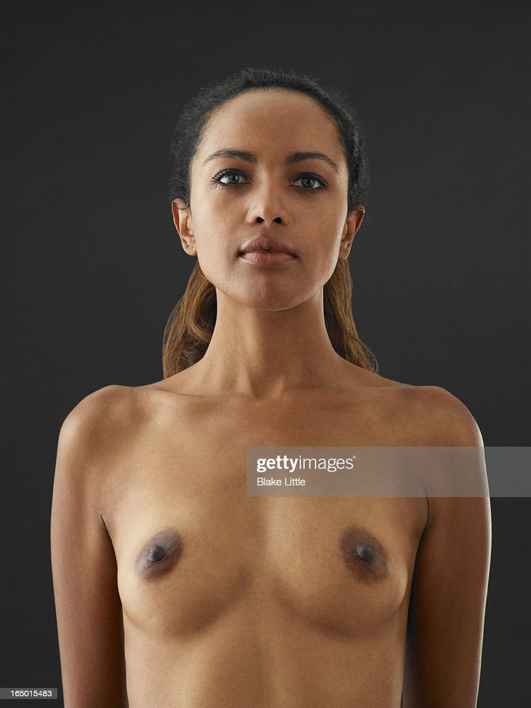 female waist up nude portrait stock photo | getty images