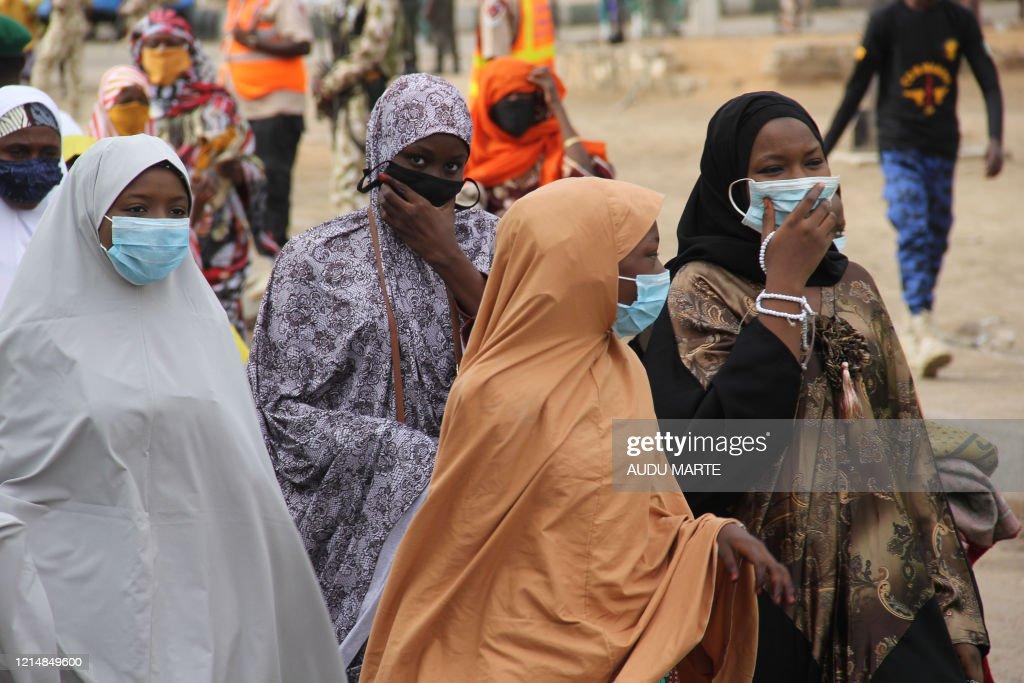 NIGERIA-HEALTH-VIRUS-ISLAM-EID : News Photo