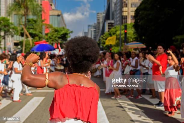 feminismo - racismo - fotografias e filmes do acervo