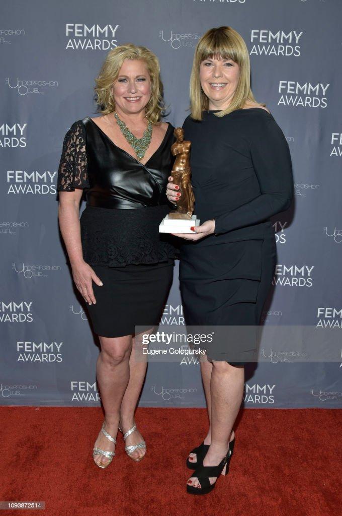 2019 Underfashion Club Femmy Awards : News Photo