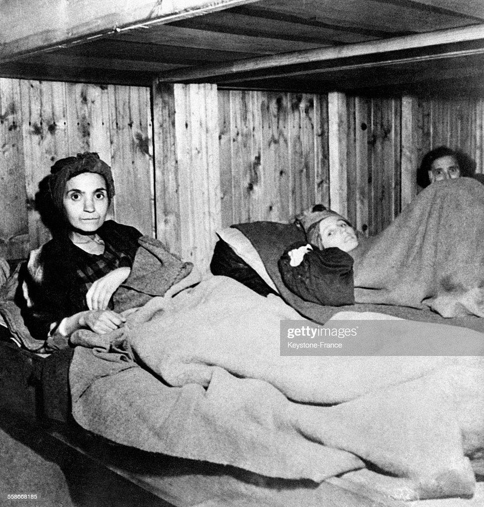 Camp de Belsen : News Photo