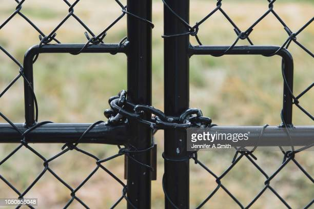 fenced in - lockdown stock pictures, royalty-free photos & images
