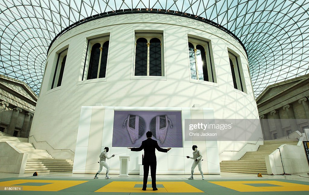 Foyer Museum London : London announce new partner photos and images getty