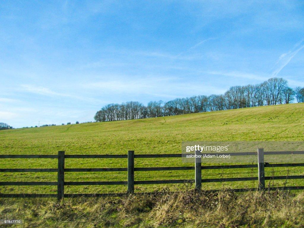 Fences : Stock Photo