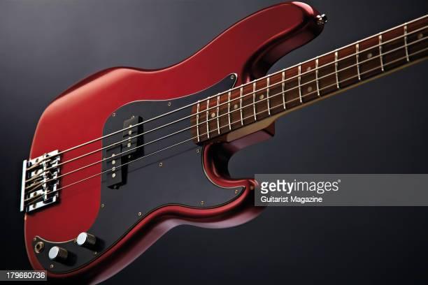 A Fender Nate Mendel Precision Bass taken on January 31 2013