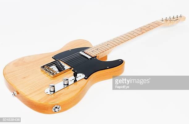 Print Telecaster Lite Esche Elektro Gitarre