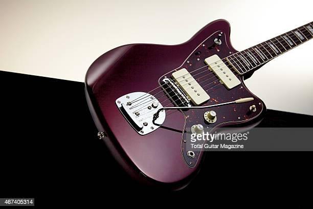 A Fender Troy Van Leeuwen Jazzmaster electric guitar taken on July 23 2014