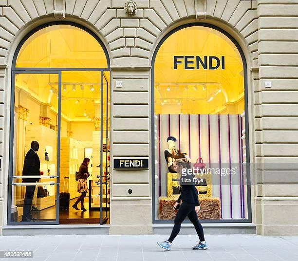 Fendi Haute Couture Window Display