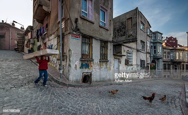CONTENT] Fener is a neighborhood midway up the Golden Horn within the district of Fatih in Istanbul Turkey The streets in the area are full of...