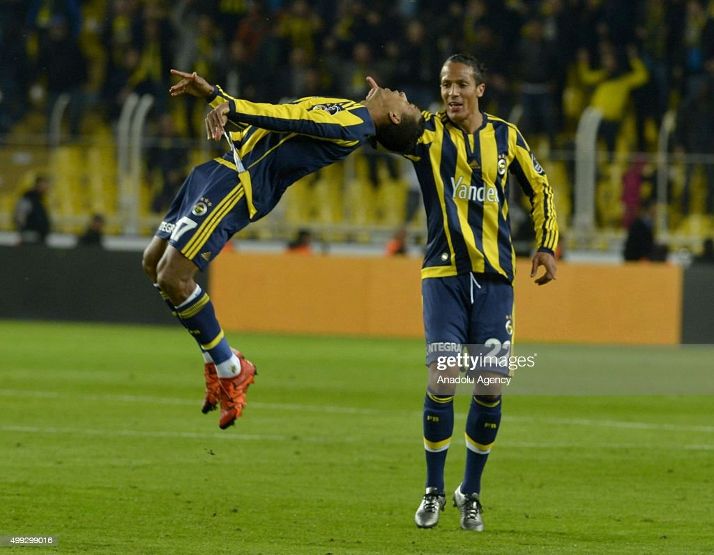 Fenerbahce vs Trabzonspor - Turkish Spor Toto Super League : News Photo