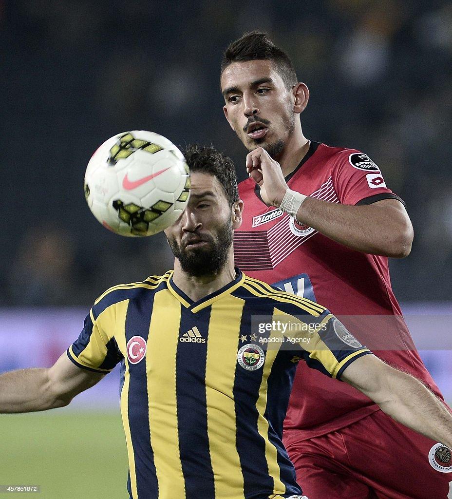 Turkish Spor Toto Super League: Fenerbahce vs Genclerbirligi : News Photo