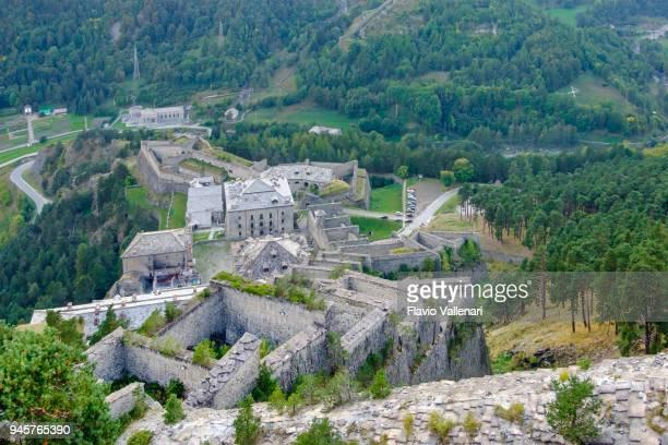 Fenestrelle Fort, Piedmont, Italy