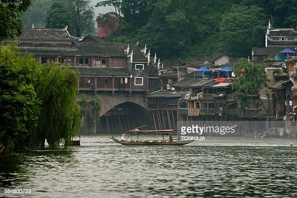 Fenghuang ancient city, China