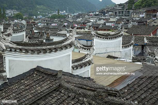 fenghuang traditional houses
