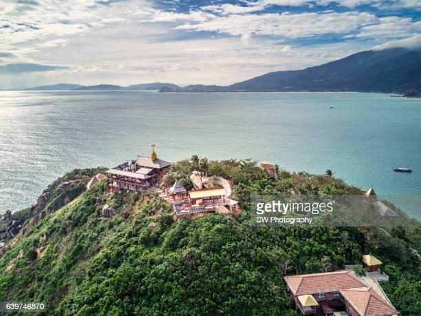 Fenjiezhou island of Sanya, China