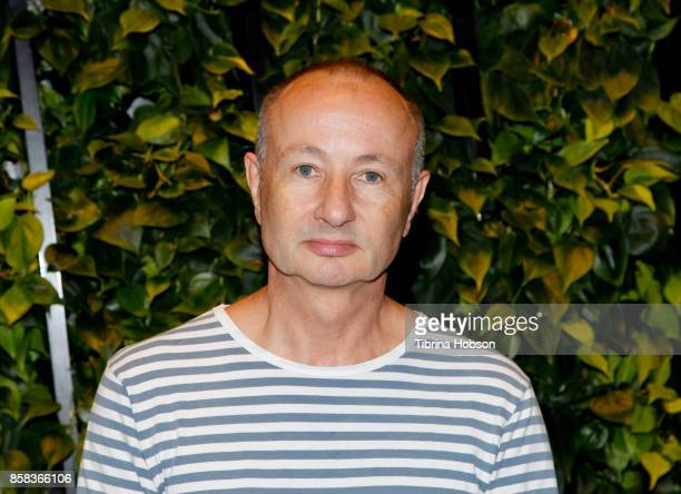 Fenton Bailey attends the screening of Netflix's 'The Death And Life Of Marsha P Johnson' at NETFLIX on October 4 2017 in Los Angeles California