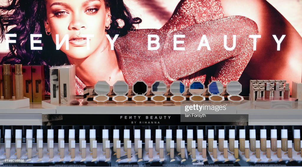 Fenty Beauty by Rihanna launches into select Boots stores & Boots.com : News Photo