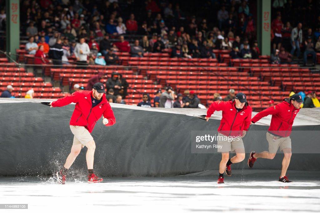 MA: Houston Astros v Boston Red Sox
