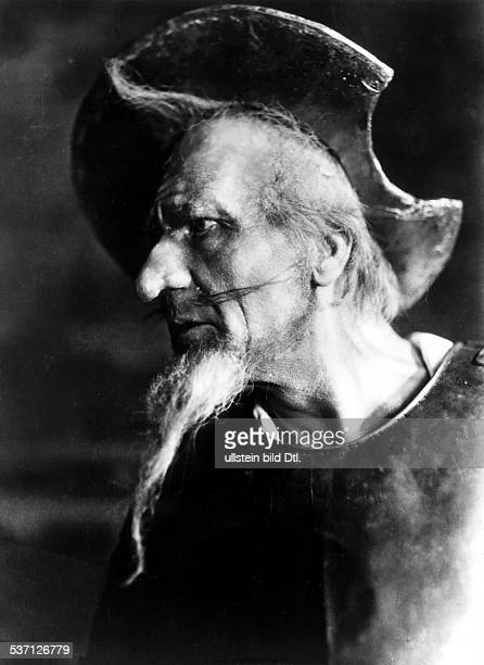 Feodor Chaliapin Opera singer Russia as 'Don Quixote' in Berlin