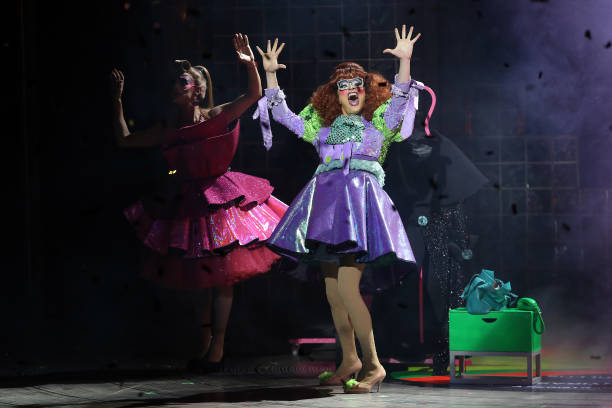 MEX: MentiDrags Musical In Mexico City