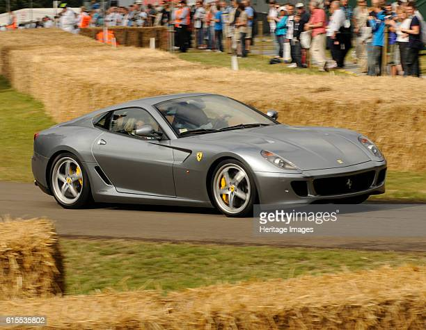 Ferari 599 HGTE Goodwood Festival of Speed Artist Unknown