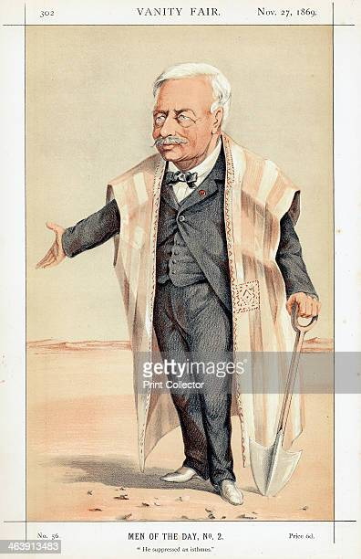 Ferdinand de Lesseps French diplomat and entrepreneur 1869 De Lesseps built the Suez Canal to enable shipping to pass between the Mediterranean and...