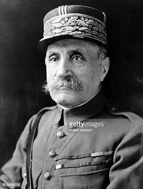 Ferdinand Foch commanded the French Army Group of the North during the Somme battles From March 1918 he was Generalissimo of the Allied armies and...