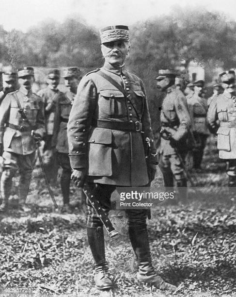 Ferdinand Foch French general and Allied Supreme Commander in World War I 1918 Foch was chosen as supreme commander of the Allied armies on 26 March...