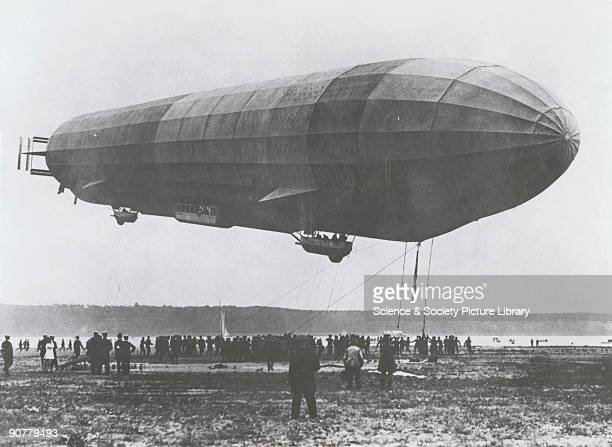 Ferdinand Graf von Zeppelin began working on plans for a gasfilled airship after retiring from the military in 1873 and constructed his first...