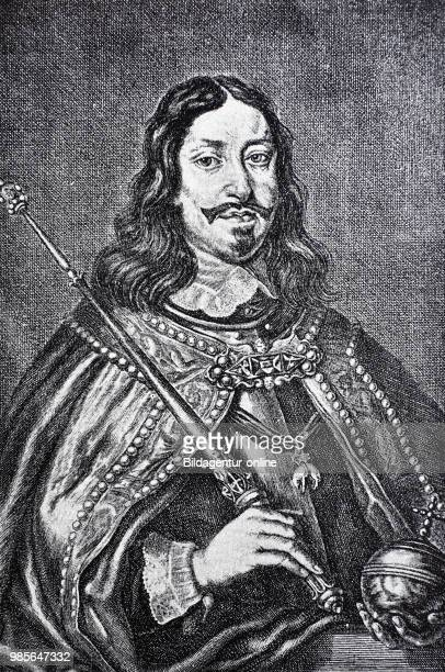 Ferdinand III, 13 July 1608 - 2 April 1657, was Holy Roman Emperor from 15 February 1637 until his death, as well as King of Hungary and Croatia,...