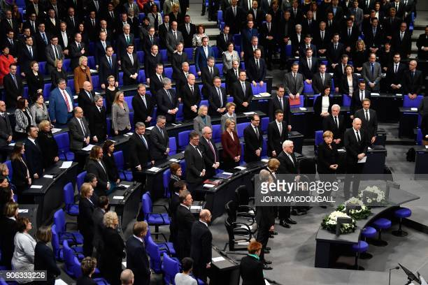 Ferdinand Kirchhof judge and vicepresident at the Federal Constitutional Court of Germany German Chancellor Angela Merkel Wolfgang Schaeuble...